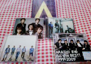 ARASHI CD:DVD2009